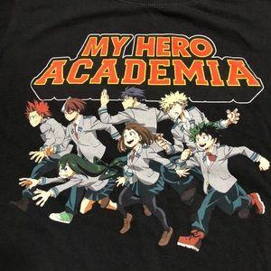 Hot Topic Shirts & Tops - My Hero Academia T-shirt Size Large Juniors